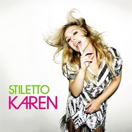 Billede af Karen - Stiletto - CD