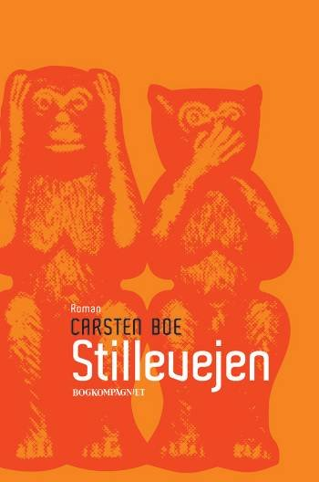 Image of   Stillevejen - Carsten Boe - Bog