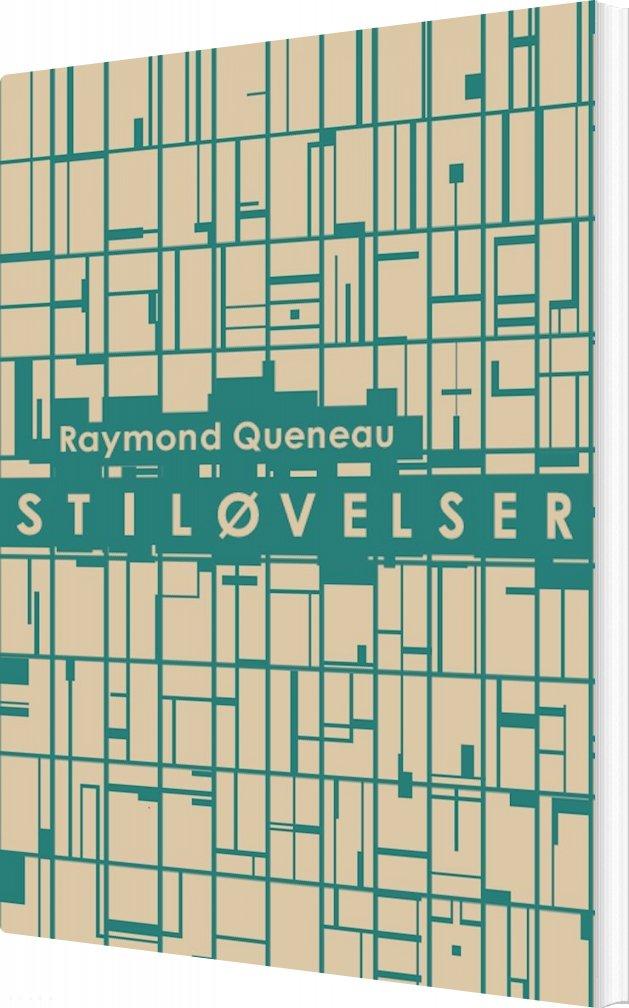 Stiløvelser - Raymond Queneau - Bog
