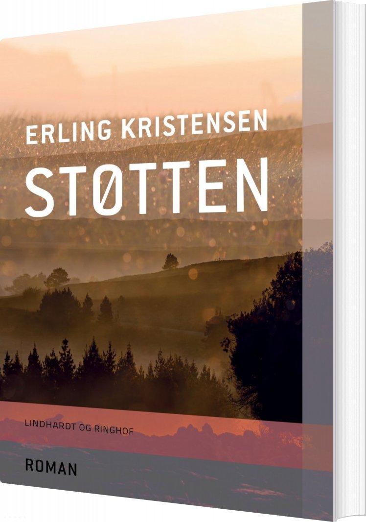 Image of   Støtten - Erling Kristensen - Bog