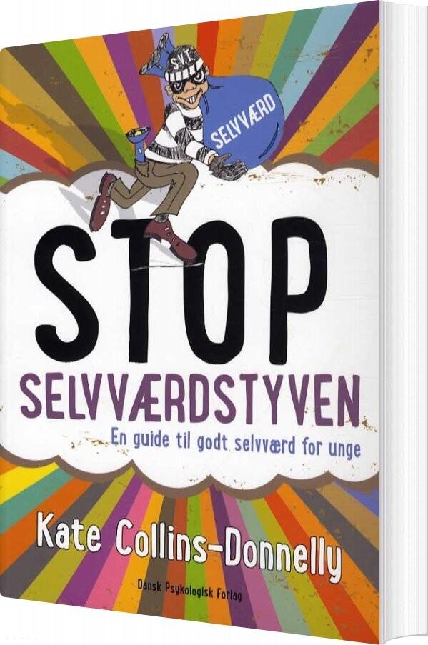 Stop Selvværdstyven - Kate Collins-donnelly - Bog