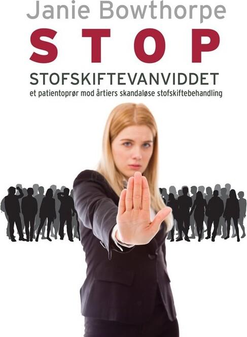 Stop Stofskiftevanviddet - Janie Bowthorpe - Bog