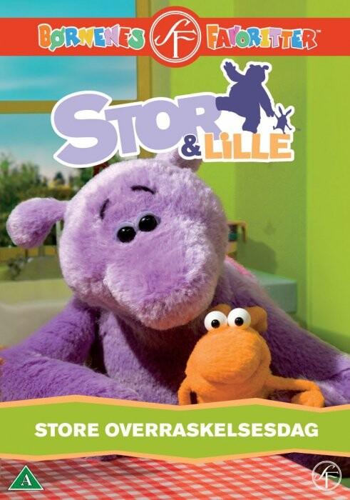 Billede af Stor Og Lille 3 - Store Overraskelsesdag - DVD - Film