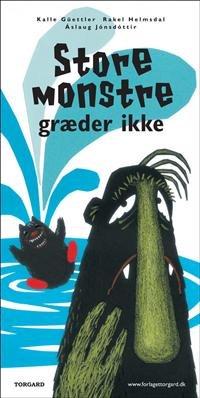 Store Monstre Græder Ikke - Kalle Güettler - Bog