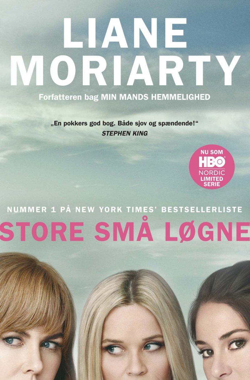 Store Små Løgne - Liane Moriarty - Bog