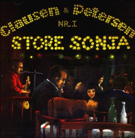 Image of   Leif Sylvester - Store Sonja - CD
