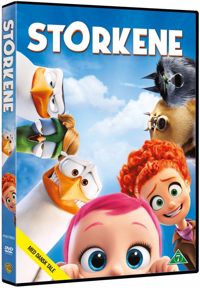 Billede af Storkene - Film 2016 - DVD - Film