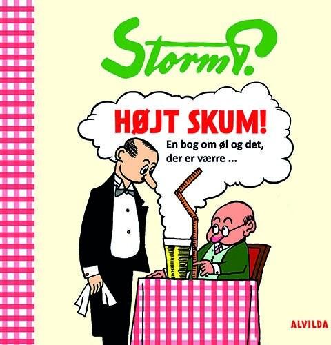 Højt Skum - Storm P - Bog