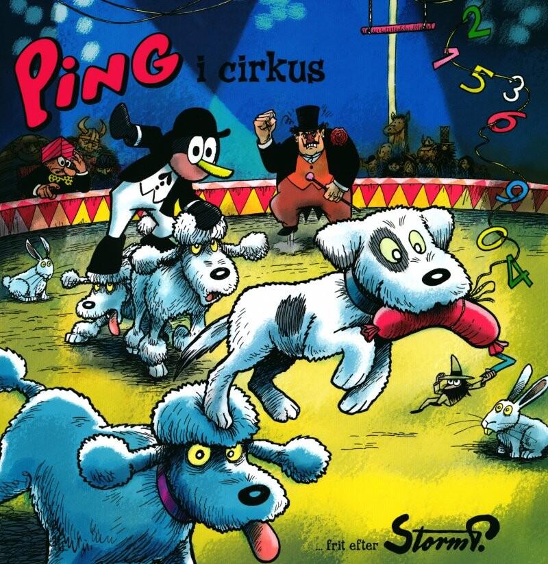Storm P. - Ping I Cirkus - Storm P - Bog