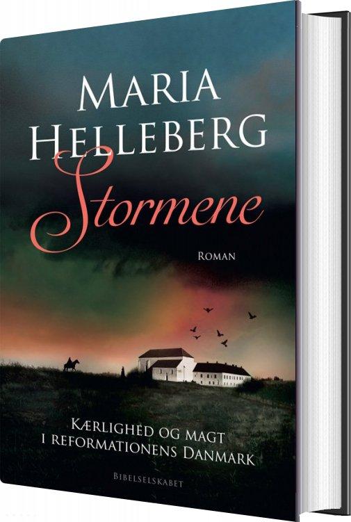 Image of   Stormene - Maria Helleberg - Bog