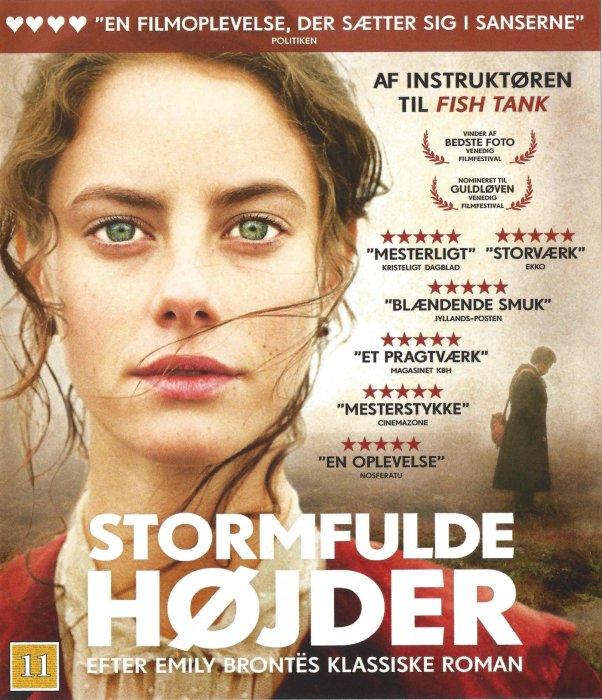 Wuthering Heights / Stormfulde Højder - Blu-Ray