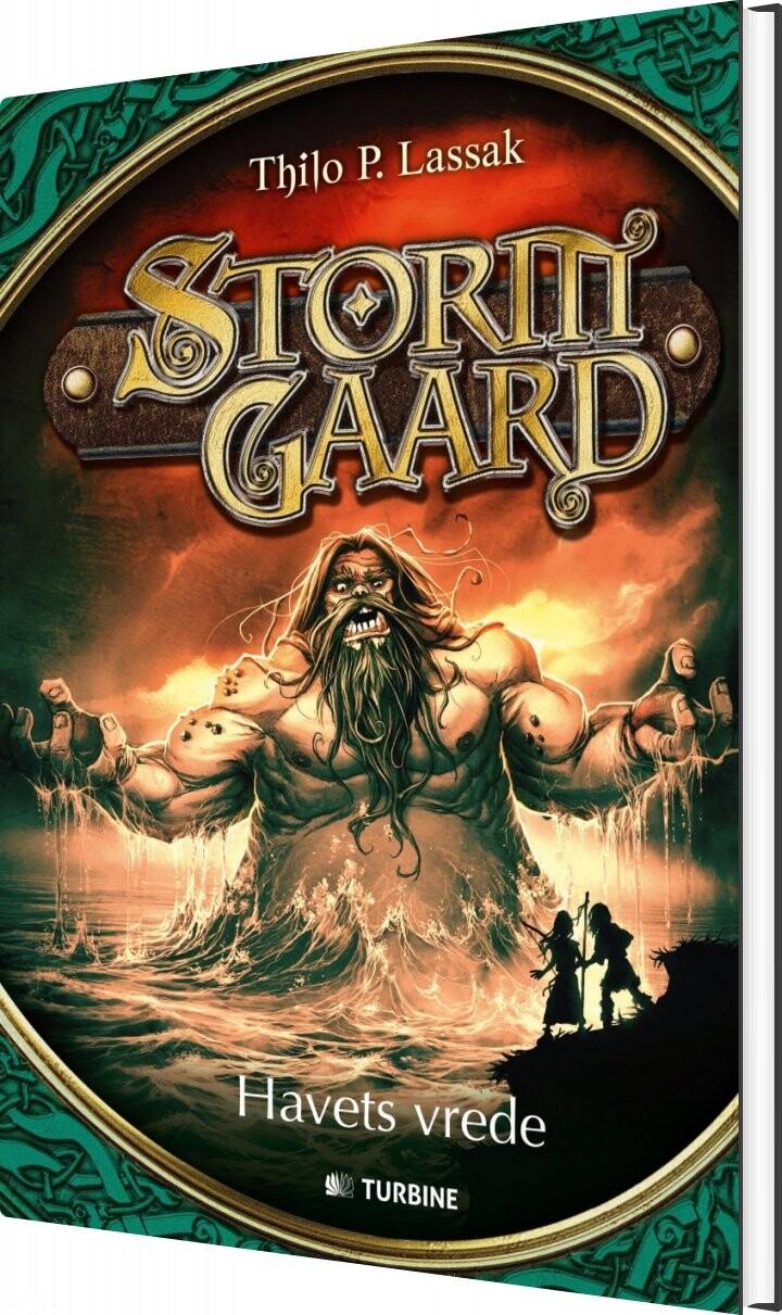 Image of   Stormgaard - Thilo P. Lassak - Bog