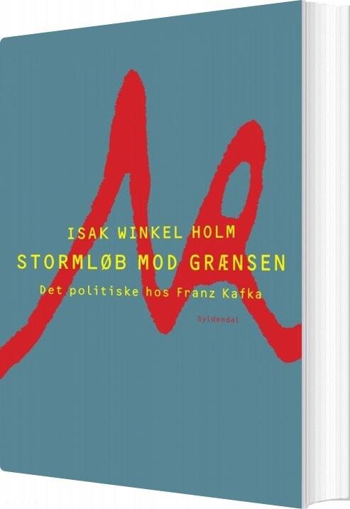 Stormløb Mod Grænsen - Isak Winkel Holm - Bog