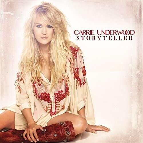 Image of   Carrie Underwood - Storyteller - CD