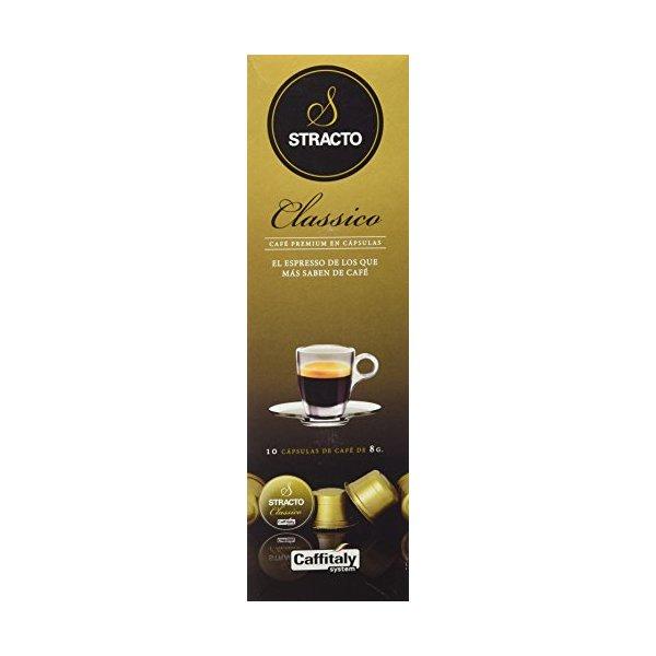 Stracto kaffekapsler fra Gucca