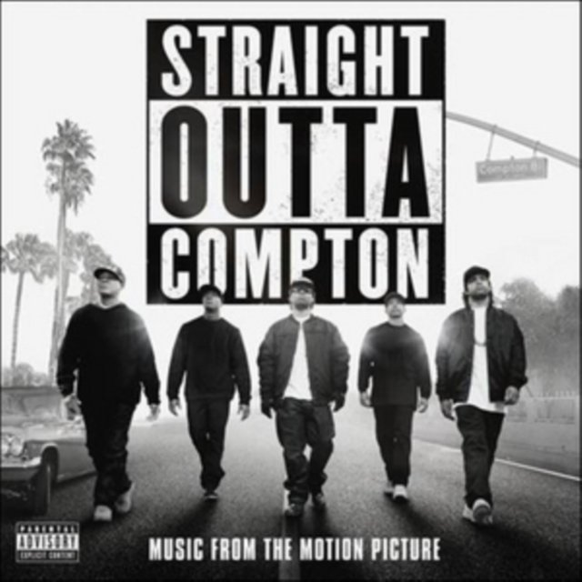 Image of   Straight Outta Compton Soundtrack - CD