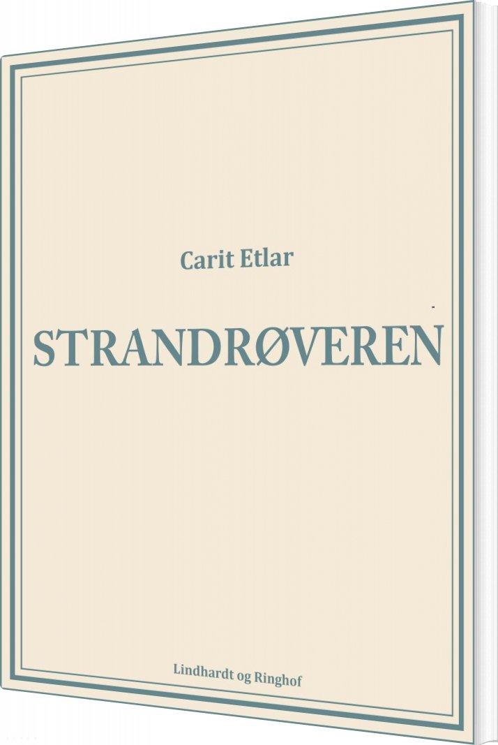 Image of   Strandrøveren - Carit Etlar - Bog