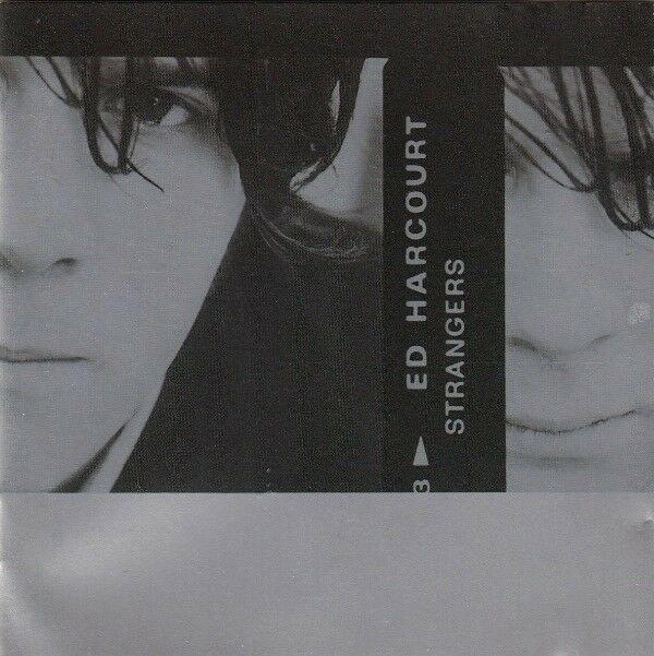 Billede af Ed Harcourt - Strangers - CD