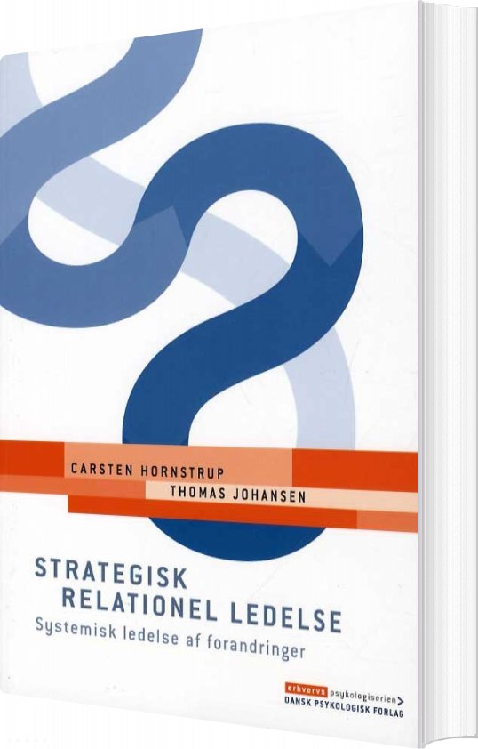 Image of   Strategisk Relationel Ledelse - Carsten Hornstrup - Bog