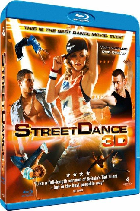 Streetdance - 3d - 3D Blu-Ray