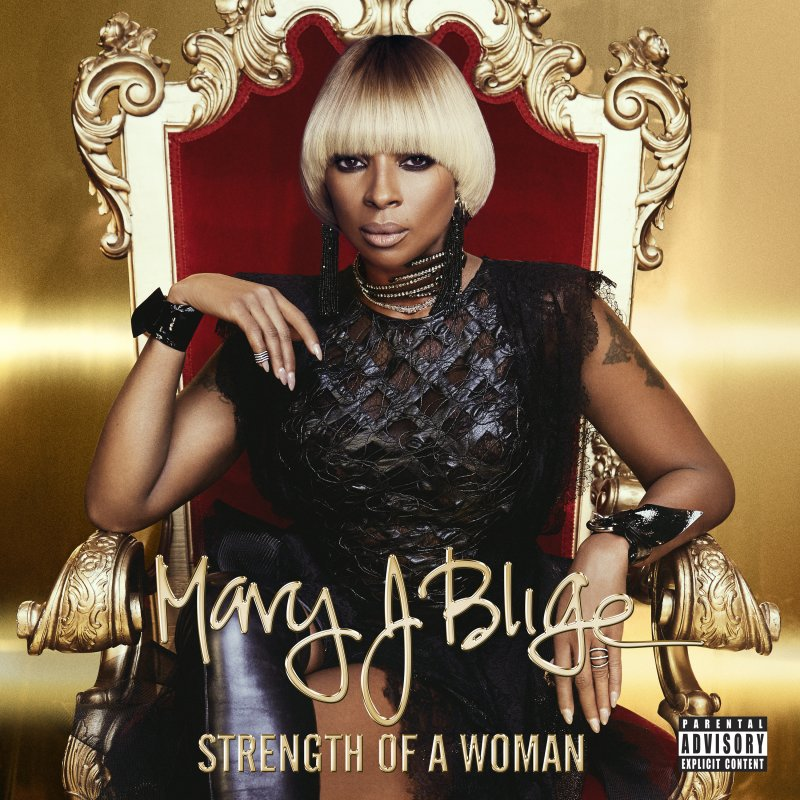 Image of   Mary J. Blige - Strength Of A Woman - CD