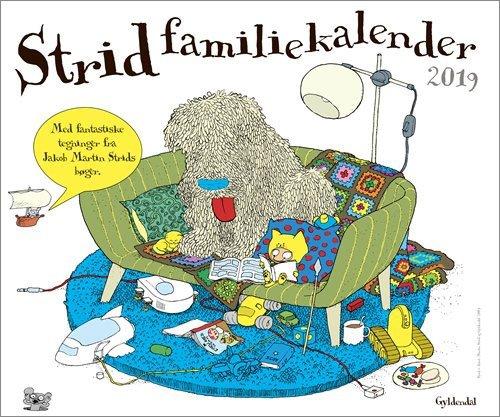 Image of   Strid Familiekalender 2019