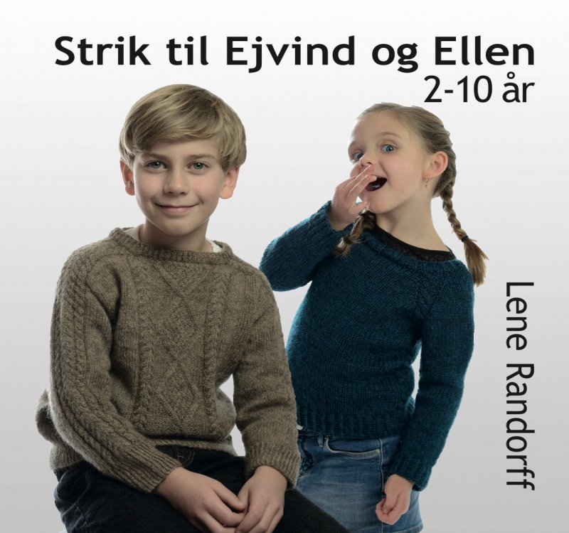 Image of   Strik Til Ejvind Og Ellen 2-10 år - Lene Randorff - Bog