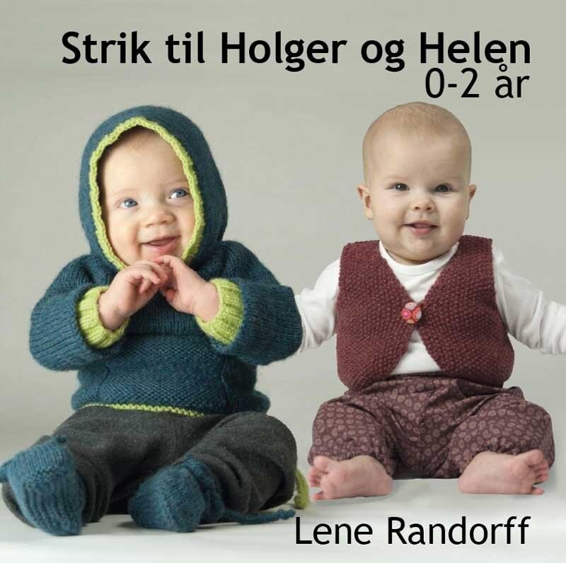Image of   Strik Til Holger Og Helen 0-2 år - Lene Randorff - Bog