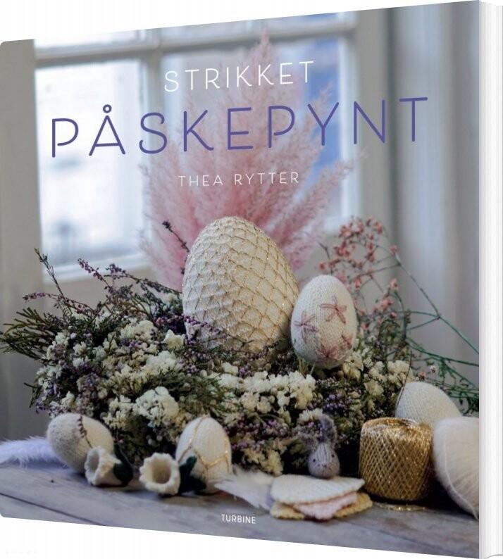 Strikket Påskepynt - Thea Rytter - Bog