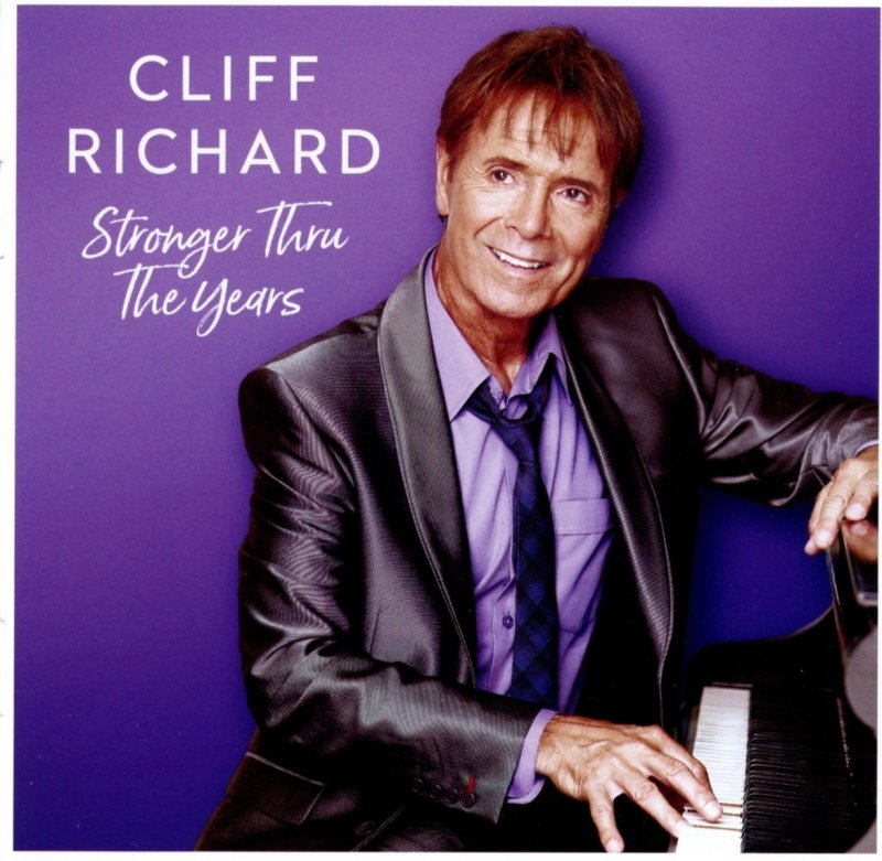 Image of   Cliff Richard - Stronger Thru The Years - CD