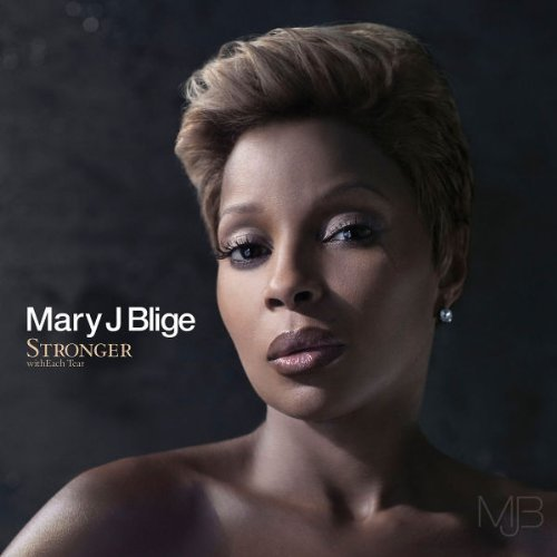 Image of   Mary J. Blige - Stronger With Each Tear - CD