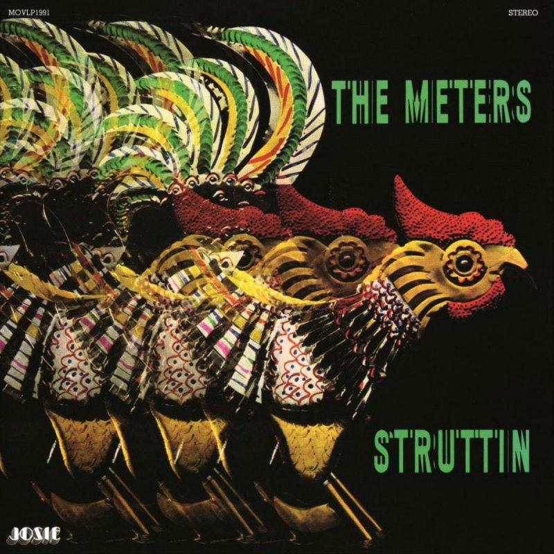 The Meters - Struttin - Vinyl / LP