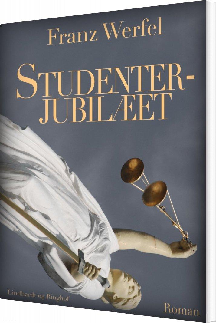 Image of   Studenterjubilæet - Franz Werfel - Bog