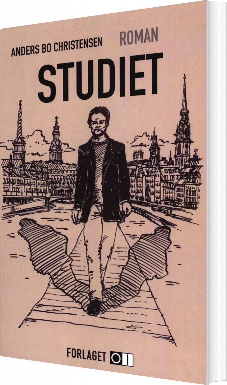 Image of   Studiet - Anders Bo Christensen - Bog