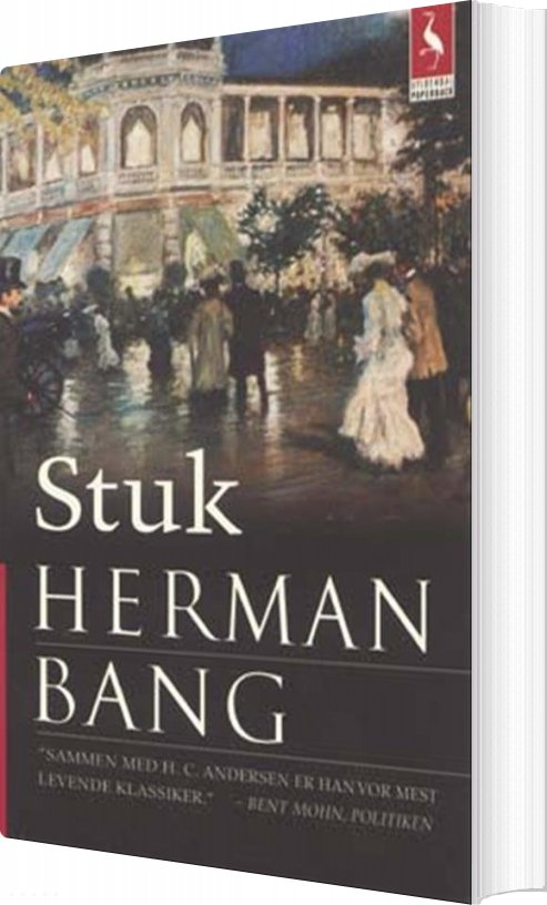 Image of   Stuk - Herman Bang - Bog