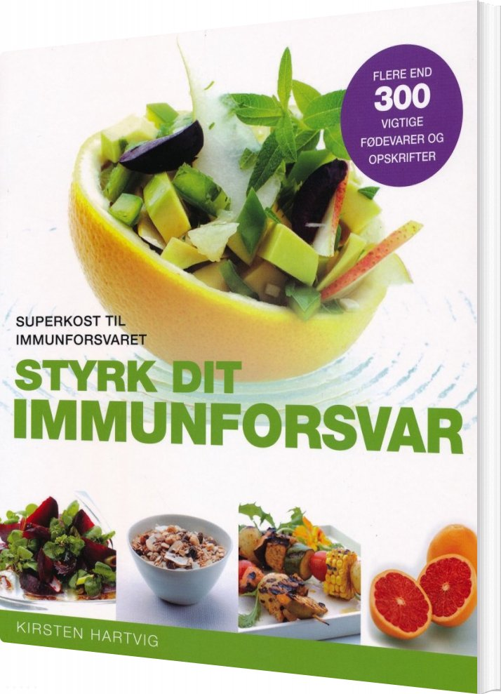 Styrk Dit Immunforsvar - Hartvig - Bog