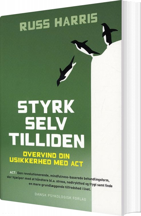 Image of   Styrk Selvtilliden - Russ Harris - Bog