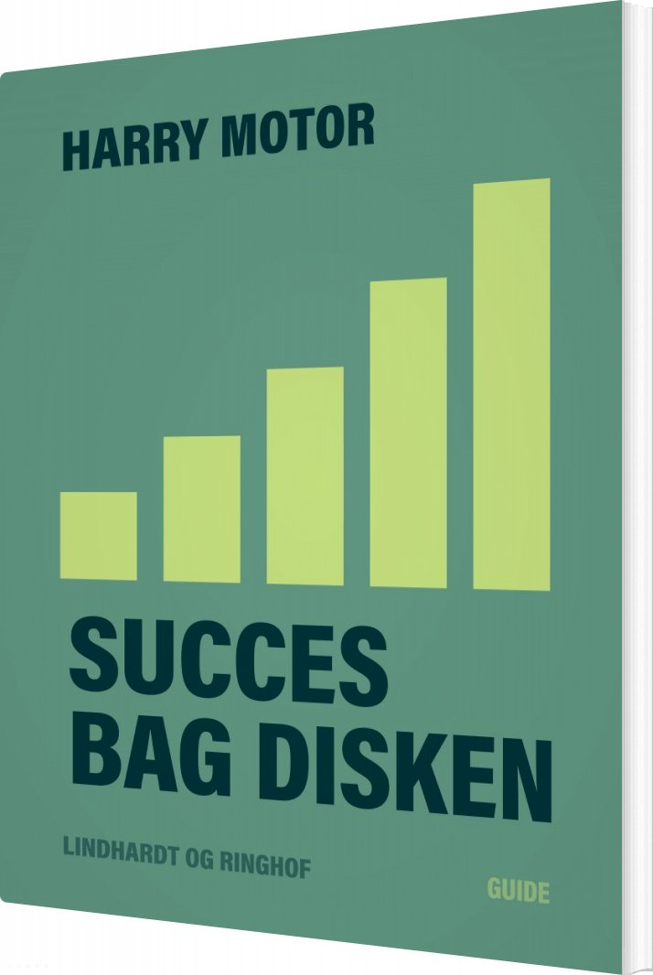 Image of   Succes Bag Disken - Harry Motor - Bog