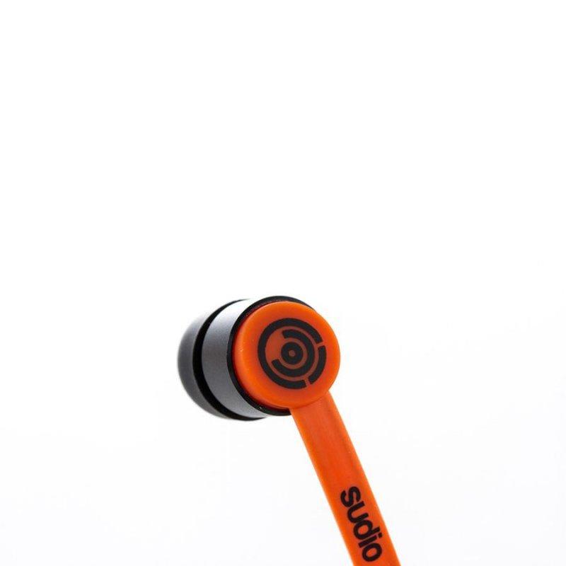 Billede af Sudio Klang In Ear Høretelefoner - Orange