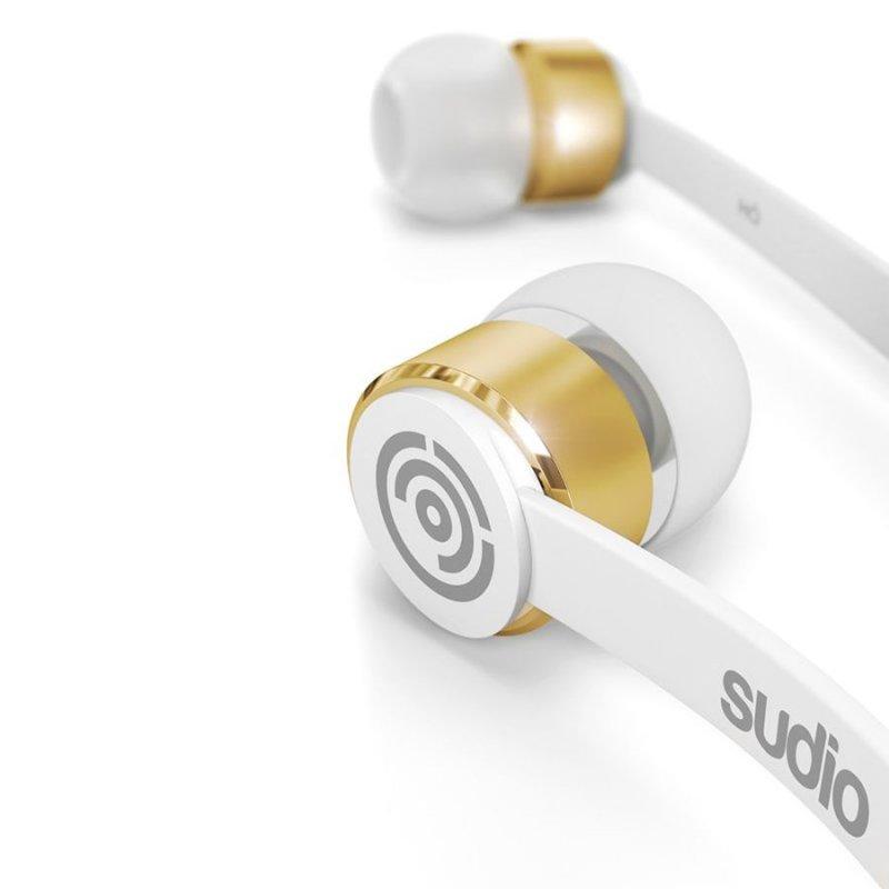 Billede af Sudio Klang In Ear Høretelefoner - Hvid