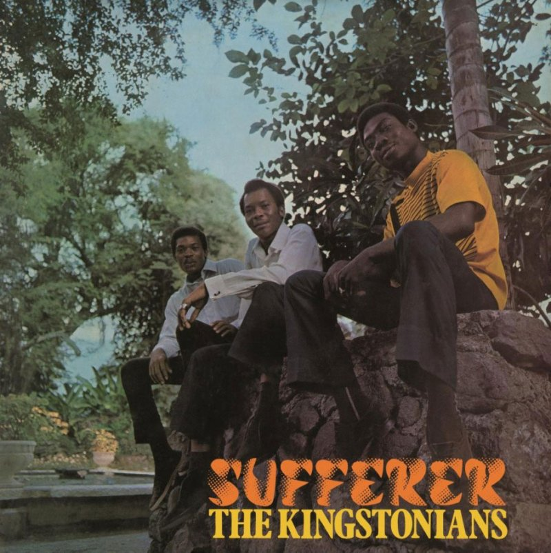 The Kingstonians - Sufferer - Vinyl / LP
