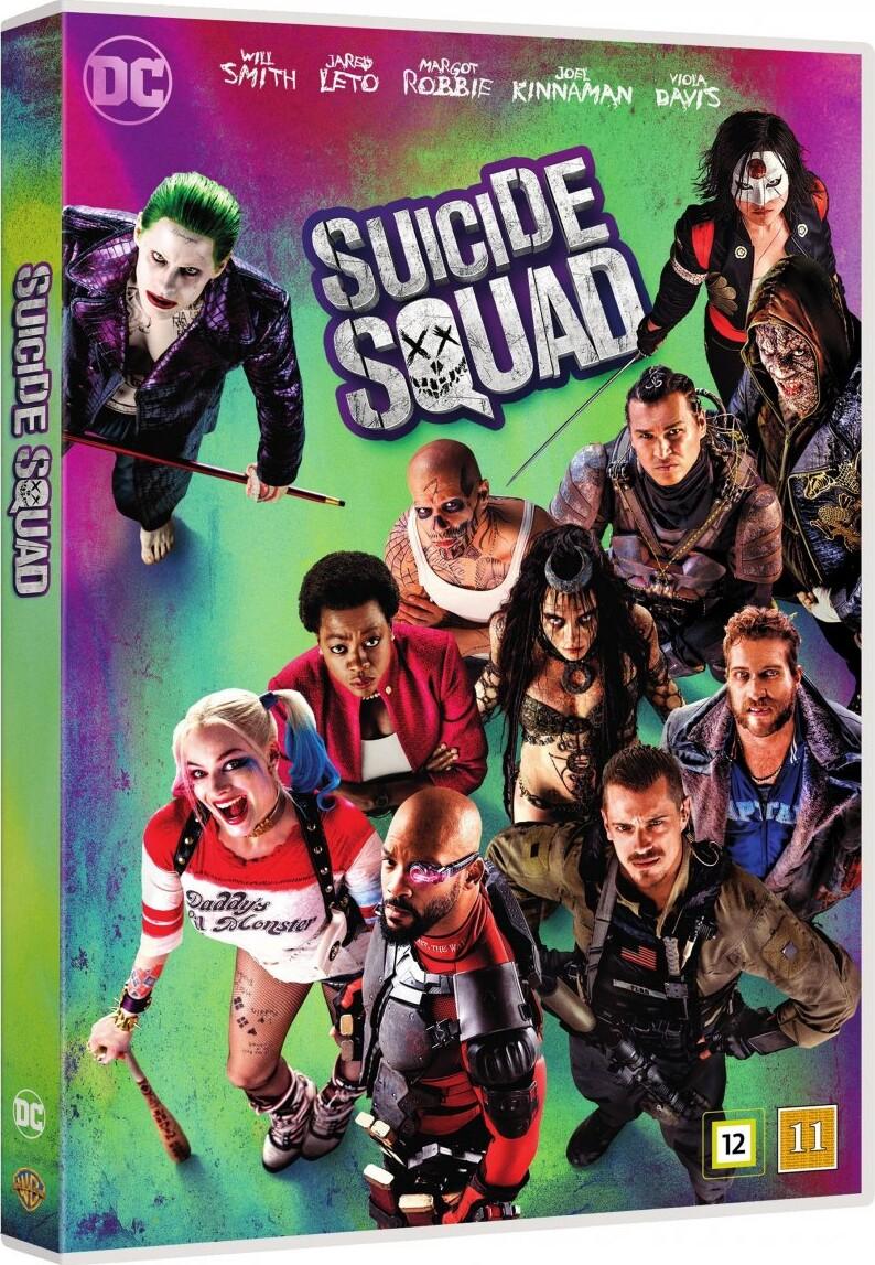 Billede af Suicide Squad - DVD - Film