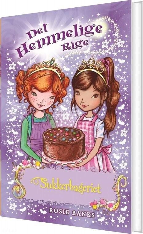Image of   Det Hemmelige Rige 8 - Sukkerbageriet - Rosie Banks - Bog