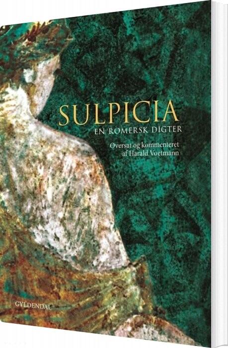 Image of   Sulpicia - Harald Voetmann - Bog