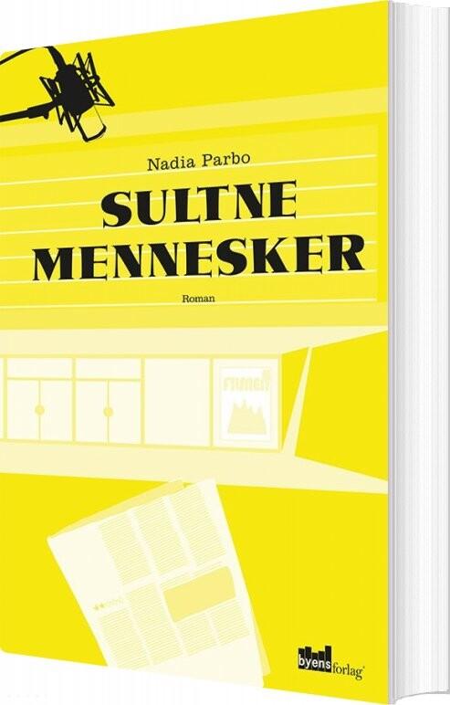 Sultne Mennesker - Nadia Parbo - Bog
