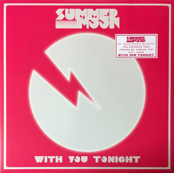 Summer Moon - With You Tonight - Vinyl / LP