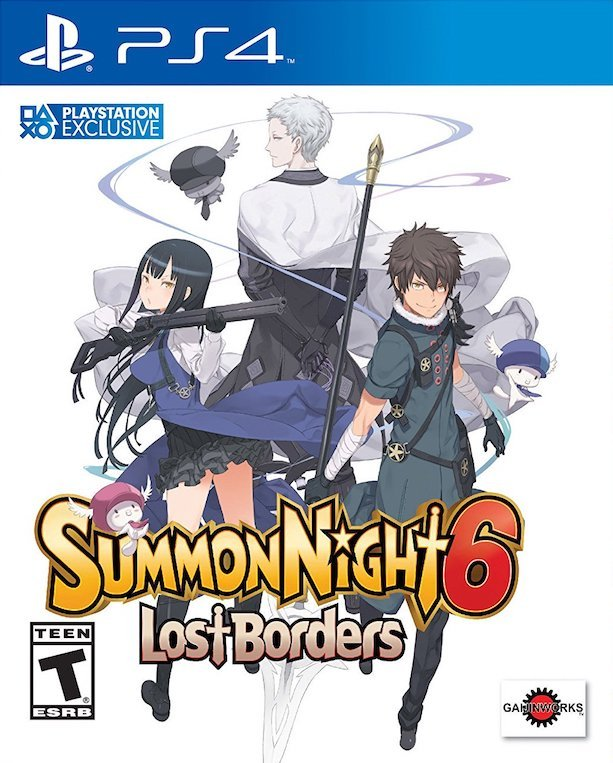 Image of   Summon Night 6: Lost Borders - PS4