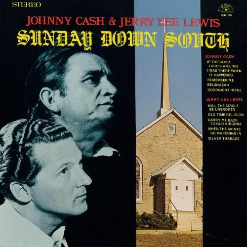 Image of   Johnny Cash & Jerry Lee Lewis - Sunday Down South - Vinyl / LP