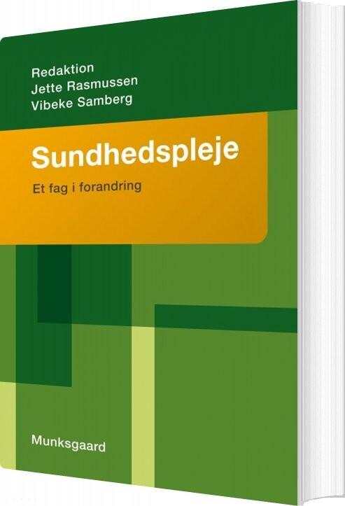 Image of   Sundhedspleje - Susanne Friis - Bog
