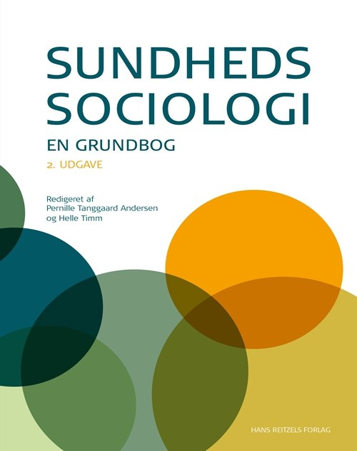 Image of   Sundhedssociologi - Søren Kristiansen - Bog